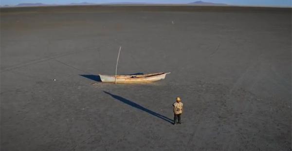 Video Lago Poopo