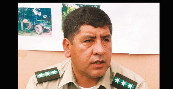 Santiado Deldadillo dio un informe ayer en Cochabamba