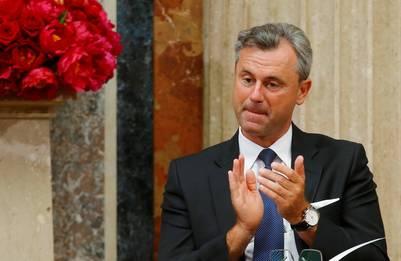 Candidato. El autríaco Norbert Hofer, candidato presidencial de la ultraderecha, dio marcha atrás y ahora dice que no impulsará la salida de Austria de la UE.