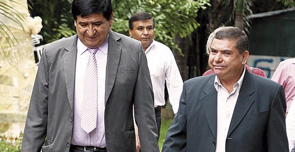 Saúl Rosas y Oswaldo Ulloa irán nuevamente juntos a estas elecciones
