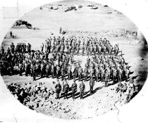 El Regimiento Murillo. Foto: Pablo Michel