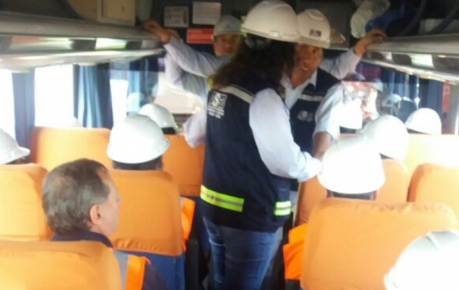 "Escucha a ""Gringo"" Gonzales pidiendo a personal chileno que respete a los bolivianos"