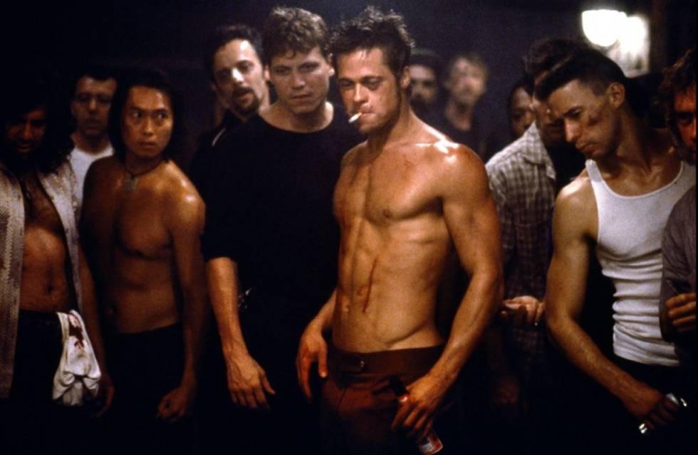 El personaje de Brad Pitt en