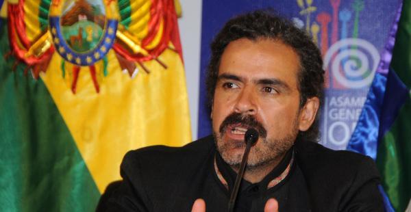 El vicecanciller boliviano también acompañó a la delegación nacional que inspeccionó puertos chilenos