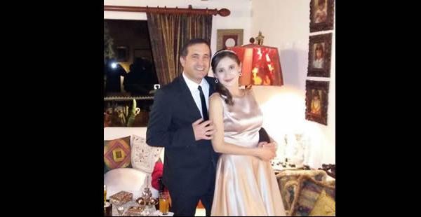 Juan Luzio y María Delgado