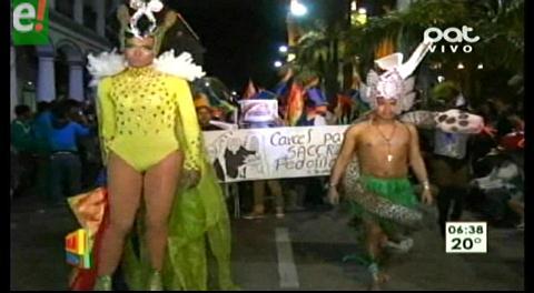Desfile del Orgullo Gay se realizó en el país
