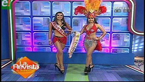Se llevó a cabo la antesala del Miss Pampa de la Isla 2016