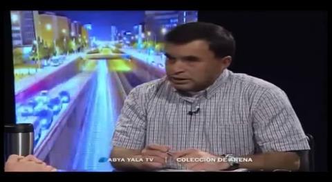 """Ministro Quintana acusa a director de radio Fides de """"chantaje"""""""