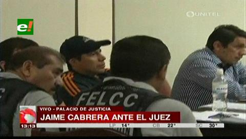 Dictan detención preventiva en Palmasola para el ex alcalde de La Guardia