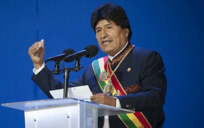 Evo afirma que Chile reconoció los temas pendientes al incluir en los 13 puntos el mar, Silala y Lauca