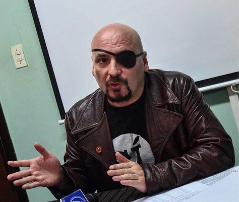 El Defensor del Pueblo, David Alonso Tezanos Pinto.