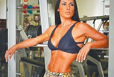 """Fabiola Martínez """"Mis estados son públicos, dado mi trabajo como embajadora de empresas ligadas a un estilo de vida saludable, pero jamás coloco mi ubicación ni datos específicos de mi vida privada. También bloqueo a los que mandan mensajes ofensivos"""", cu"""