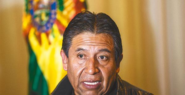 relaciones turbulentas bolivia acusa a chile de violar el tratado de 1904; santiago lo niega  David Choquehuanca resolvió mover sus fichas en Arica y Antofagasta