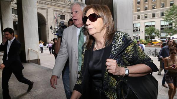 La procuradora del Tesoro, Angelina Abbona, en Nueva York en 2014. Adriana Groisman