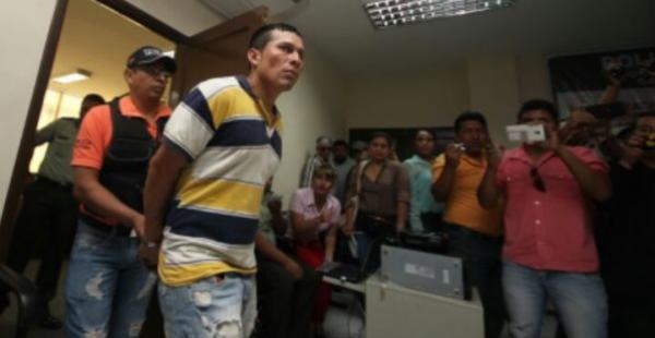 Presetaron a Marcelo Castro Paniagua (31), acusado de quitar la vida a su concubina