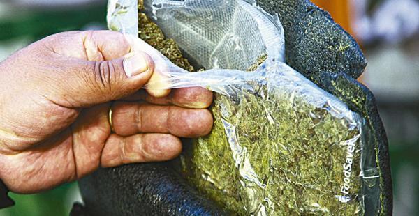 La marihuana sigue siendo la droga que más se consume