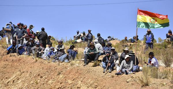 La tensión en Panduro aumenta. Una emisora asegura que una autoridad nacional perdió la vida en el lugar