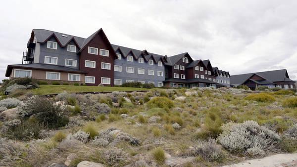 El Hotel de la familia Kirchner Alto Calafate  Foto: OPI Santa Cruz.