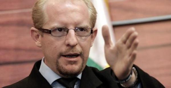 El gobernador Adrián Oliva lamentó el recorte de los recursos por parte del Gobierno