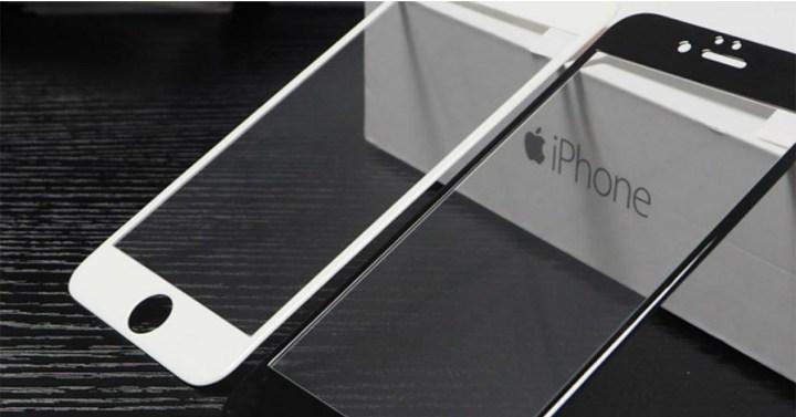 Cristal protector de la pantalla del iPhone 6
