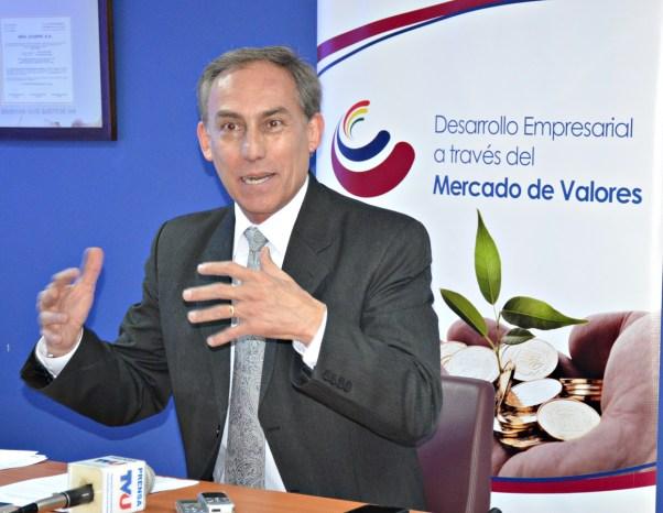 Javier Aneiva, Gerente General BBV