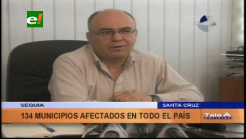 Sequía: Según Ferreira, algunas gobernaciones y alcaldías no quieren declarar regiones en emergencia