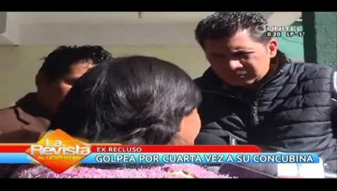Denuncia: Ex recluso de San Pedro agrede a su concubina por cuarta vez y sigue libre