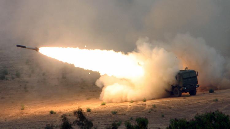 EE.UU. ataca con misiles móviles las posiciones del Estado Islámico en Siria