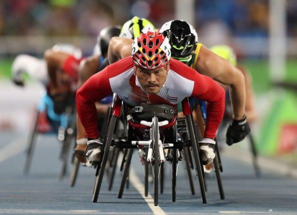 Delegación Nicaragüense presente en ceremonia inaugural Juegos Paralímpicos Río 2016