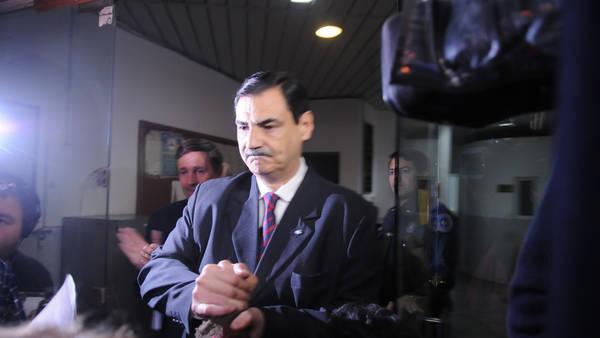 """El juez federal Alfredo López, quien afirmó: """"Mar del Plata es un feudo de la agrupación Justicia Legítima"""". Foto Fabián Gastiarena"""