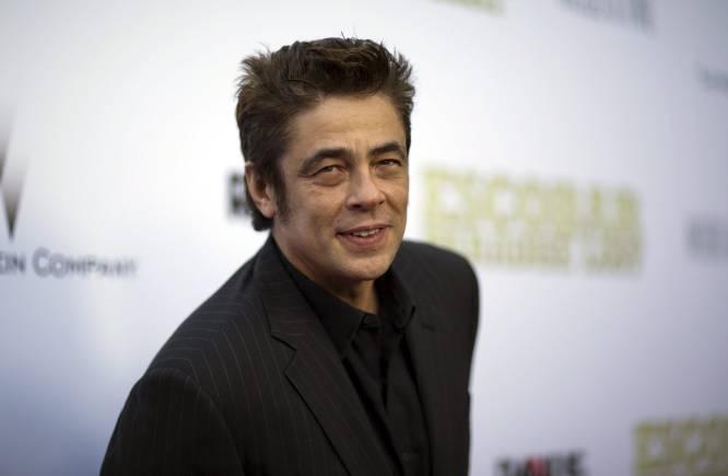 "Benicio del Toro:  ""Todo el mundo me pregunta:"