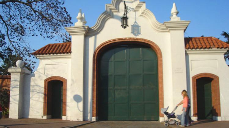 Residencia Presidencial de Olivos, ubicada en la zona norte de Buenos Aires.