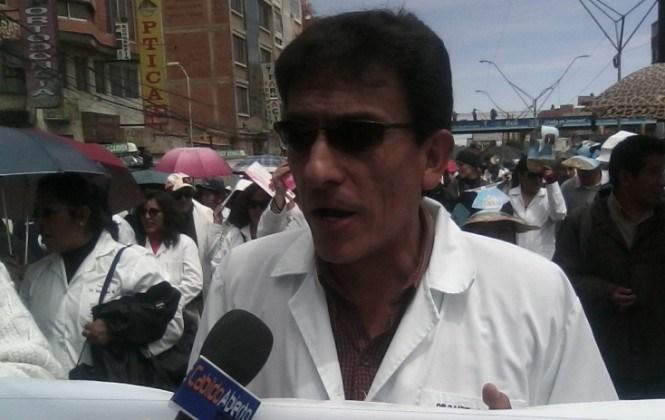 El Alto: Médicos dan plazo hasta fin de mes para que se regularice la dotación de medicinas