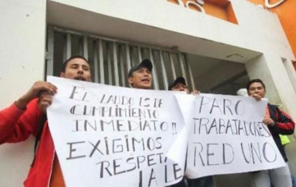 Caso Red Uno: Gobierno anuncia que acudirá ante un juez para que se cumpla el laudo arbitral