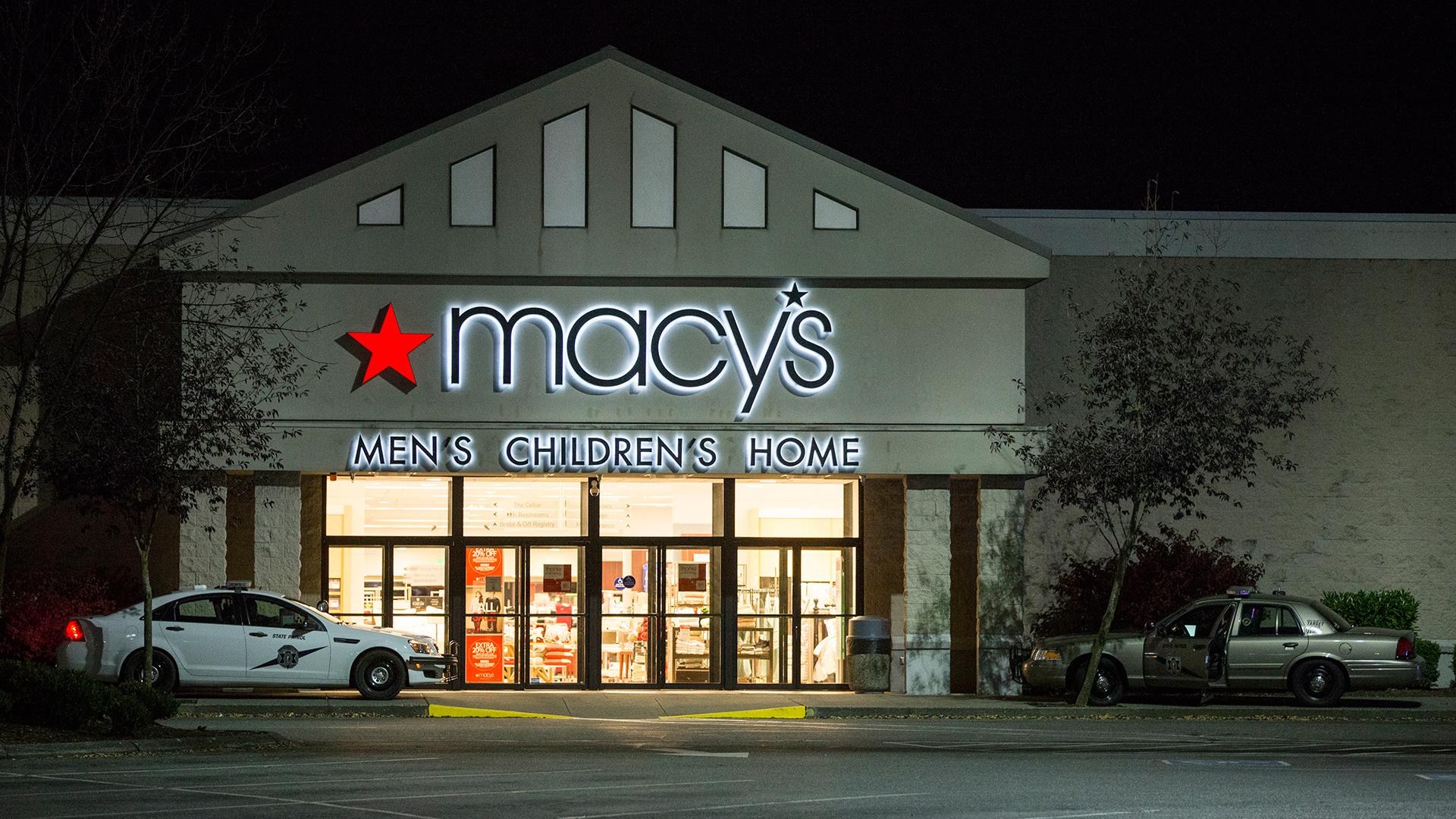 AP / El hecho ocurrió en el Cascade Mall de Burlington, 105 kilómetros al norte de Seattle