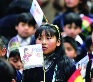 Exigirán la libreta electrónica para el pago del Juancito Pinto