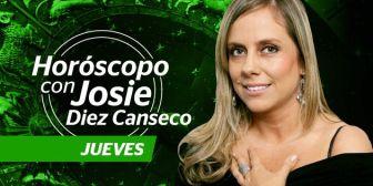 Josie Diez Canseco. Horóscopo  del jueves 29 de septiembre de 2016