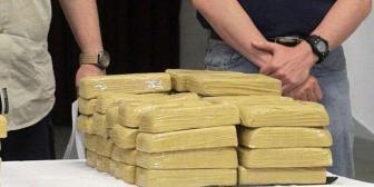 España: Policía halla cocaína proveniente de Brasil