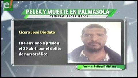 Tres reclusos aislados por el asesinato de Mauricio Baldelomar