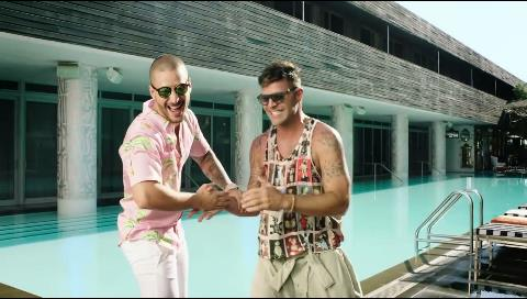 "Ricky Martin y Maluma te dicen ""Vente Pa´Cá"""