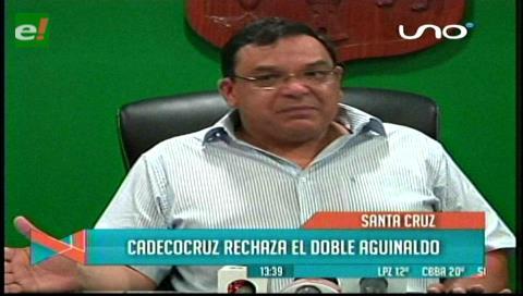 Cadecocruz reporta cierre de firmas constructoras