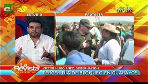 Afirman que en Guarayos hay mala gestión municipal y obligan a bloquear