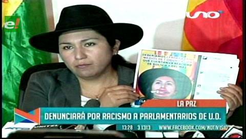 Paco denunciará a opositores ante el Comité Nacional de Lucha contra el Racismo por discriminación
