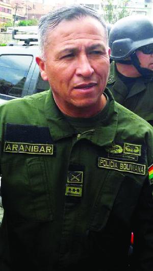 Fiscalía amplía delitos contra excomandante de la Policía de La Paz en caso Illanes
