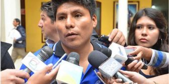 Renuncia a la dirigencia Leonardo Loza, hombre fuerte de los cocaleros