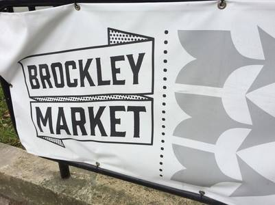 Brockley Market, Londres
