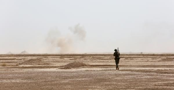 El ejercito de Irak se prepara para realizar un ataque a Mosul, que está a manos del EI