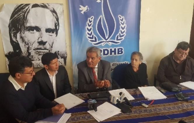 Organizaciones civiles piden a la CIDH salvaguardar el derecho a la libertad de asociación en Bolivia