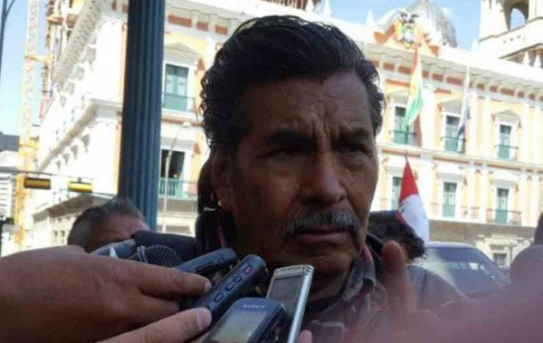 Felipe Quispe acusa al MAS de querer eternizarse en el poder para tapar irregularidades