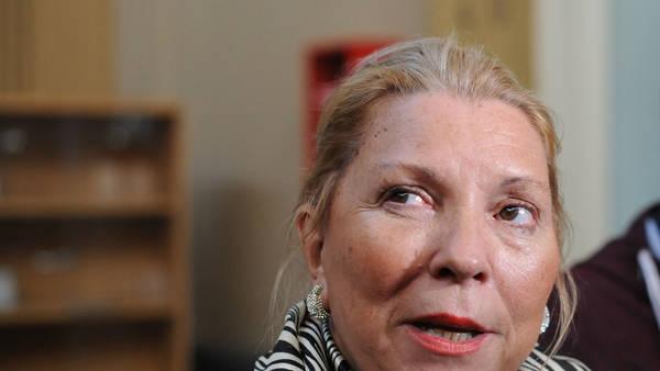 El partido de Elisa Carrió votará contra las designaciones de Arribas y Magdalani en la AFI.